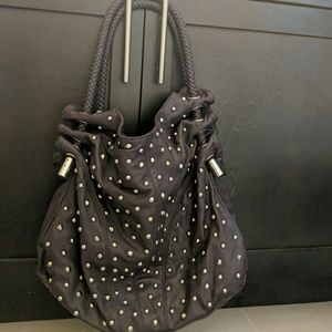 Handbags - Dark Purple Tote